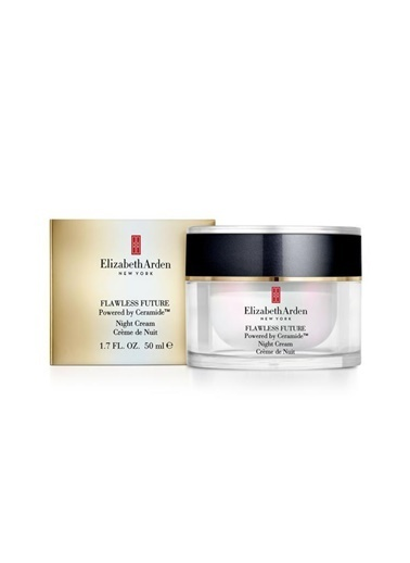 Elizabeth Arden Elizabeth Arden Flawless Future Powered By Ceramıde™ Nıght Cream Onarıcı Krem Renkli